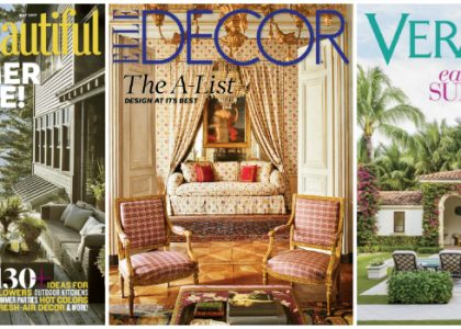 Best Selling Interior Design Magazines of May According to Amazon