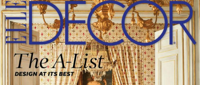 Interior Design Magazines Elle Decor A List 2017 Meet The Best Interior Designers Of The Year
