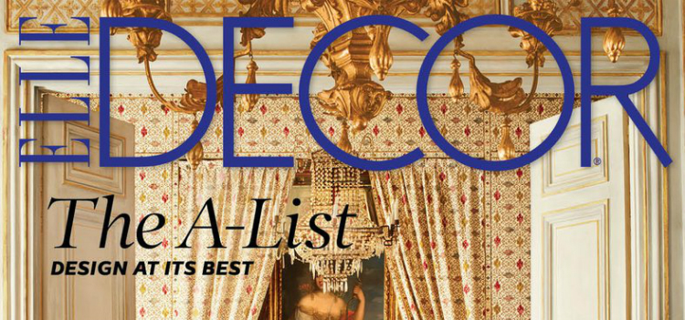 ELLE Decor A-List 2017: Meet the Best Interior Designers of the Year ➤ To see more news about the Interior Design Magazines in the world visit us at www.interiordesignmagazines.eu #interiordesignmagazines #designmagazines #interiordesign @imagazines ELLE Decor A-List 2017 ELLE Decor A-List 2017: Meet the Best Interior Designers of the Year ELLE Decor A List 2017 Meet the Best Interior Designers of the Year  Home ELLE Decor A List 2017 Meet the Best Interior Designers of the Year