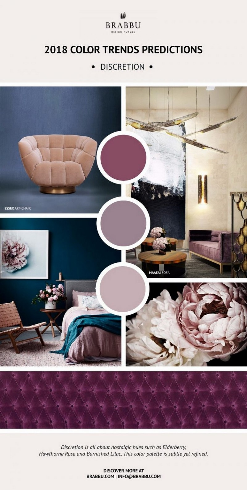 pantone's color trend predictions for 2018 Discover More About Pantone's Color Trend Predictions for 2018 Discover More About Pantones Color Trend Predictions for 2018 2