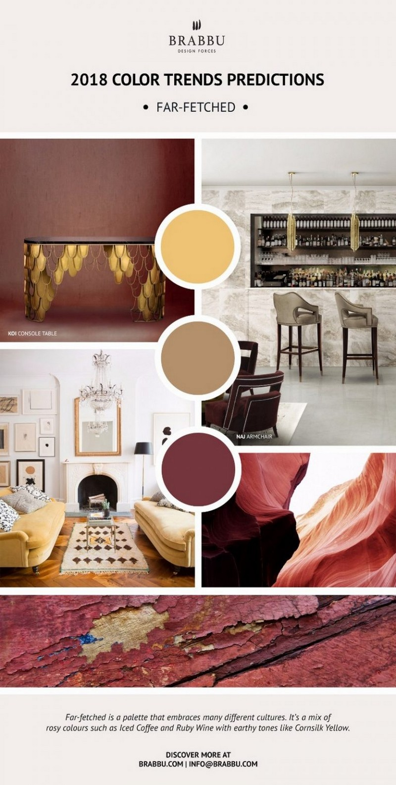 pantone's color trend predictions for 2018 Discover More About Pantone's Color Trend Predictions for 2018 Discover More About Pantones Color Trend Predictions for 2018 3