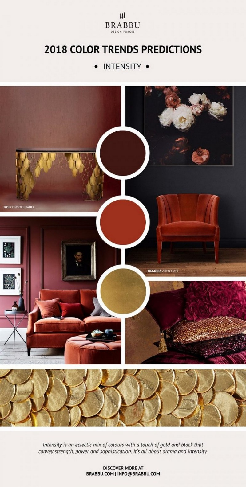 pantone's color trend predictions for 2018 Discover More About Pantone's Color Trend Predictions for 2018 Discover More About Pantones Color Trend Predictions for 2018 4