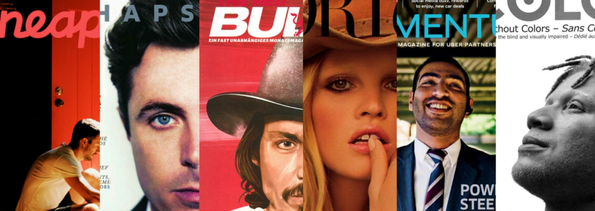 6 Luxury Brands With Print Magazines That Are Pretty Awesome
