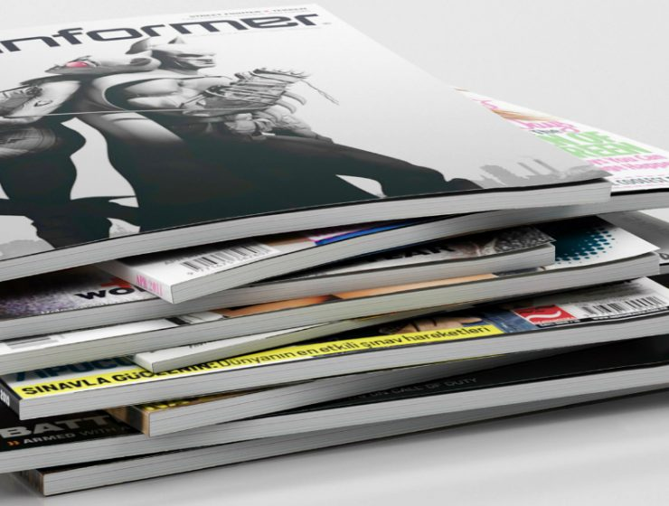 TOP 5 Best Selling Interior Design Magazines In January On Amazon