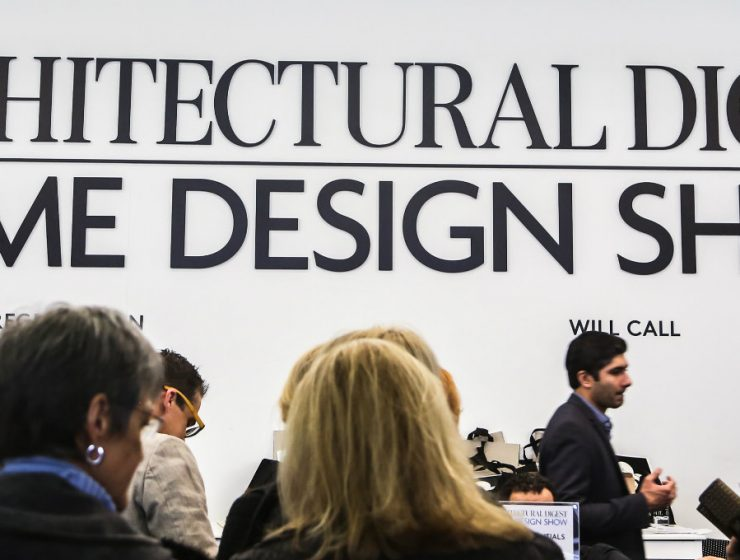 Architectural Digest Show 2018 Inspiring New Designs at Architectural Digest Show 2018 Architectural Digest Design Show     What can we expect 1 740x560