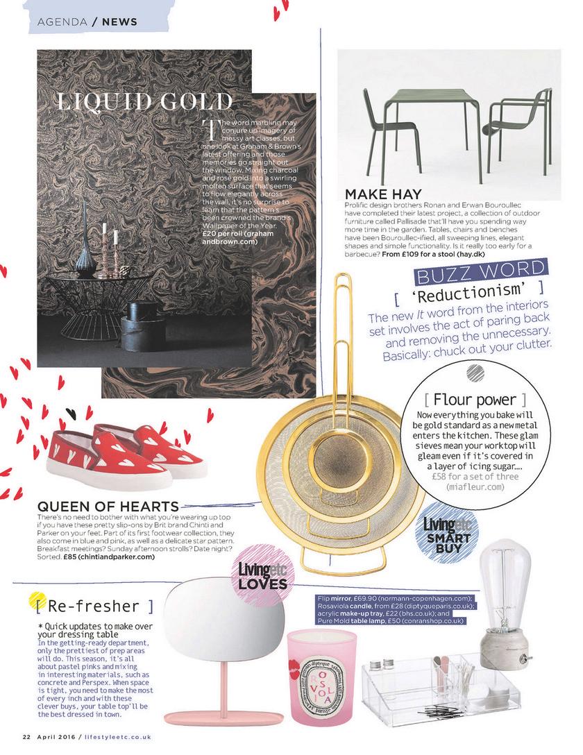livingetc april Livingetc April Issue: Modern Style Decor Ideas Livingetc April Issue Modern Style Decor Ideas 5
