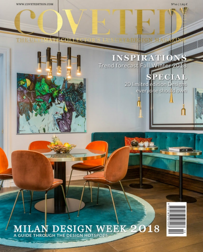 Your Favorite Luxury Brands at CovetED Magazine New Issue! Your Favorite Luxury Brands at CovetED Magazine New Issue 1 2