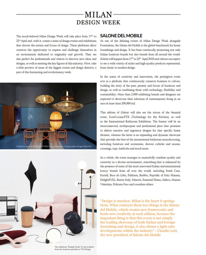 Your Favorite Luxury Brands at CovetED Magazine New Issue! Your Favorite Luxury Brands at CovetED Magazine New Issue 3 1