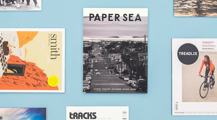 5 of the Best Independent Magazines for the Creative Types independent magazines 5 of the Best Independent Magazines for the Creative Types featire 740x409