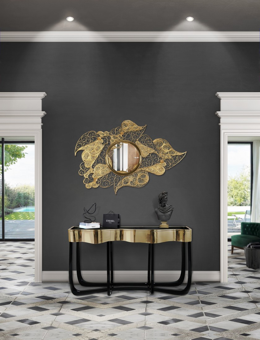 See How Interior Decoration Can Be a Conversation Starter interior decoration See How Interior Decoration Can Be a Conversation Starter filigree mirror hr 01