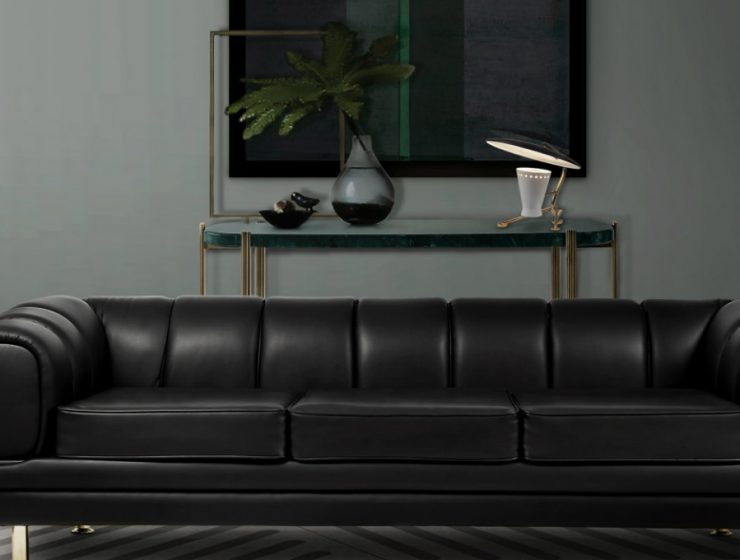 mid-century living room Amazing mid-century living room ideas main 5 740x560