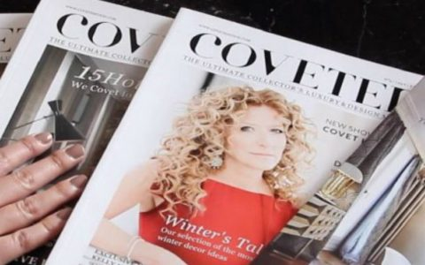 interior decor magazines The Best 5 Print Interior Decor Magazines covet main 480x300