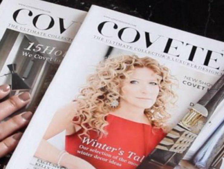 interior decor magazines The Best 5 Print Interior Decor Magazines covet main 740x560