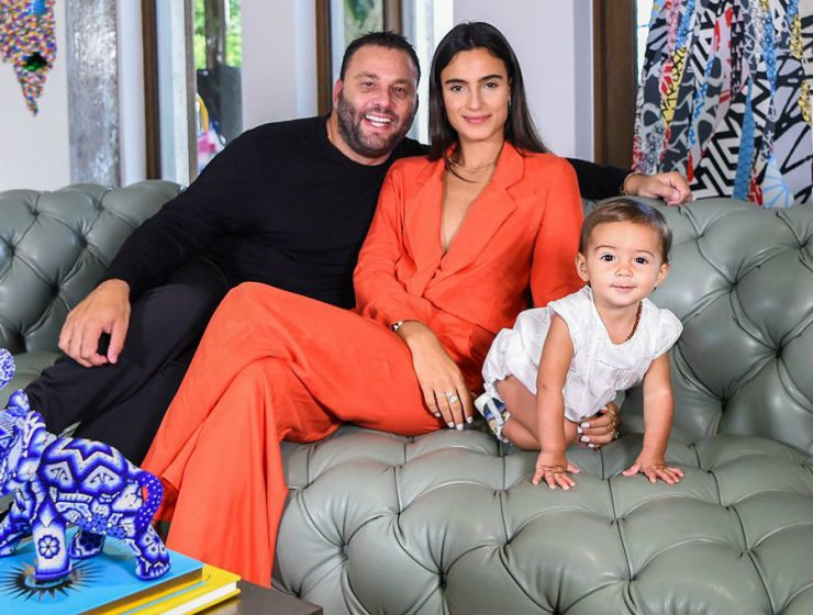 eclectic home David Grutman and His Incredible Eclectic Home david grutman main 740x560