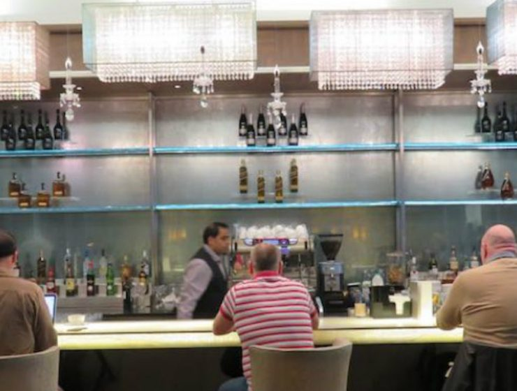 luxurious airport lounges 3 Most Luxurious Airport Lounges on Earth main 1 740x560