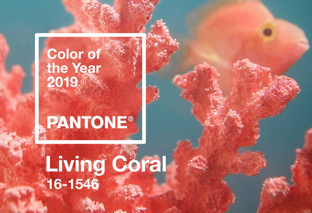 Start The Year With The Right Foot With These 2019 Color Trends 2019 color trends Start The Year With The Right Foot With These 2019 Color Trends Coral Inspired Interior Design Ideas By CovetED capa 2