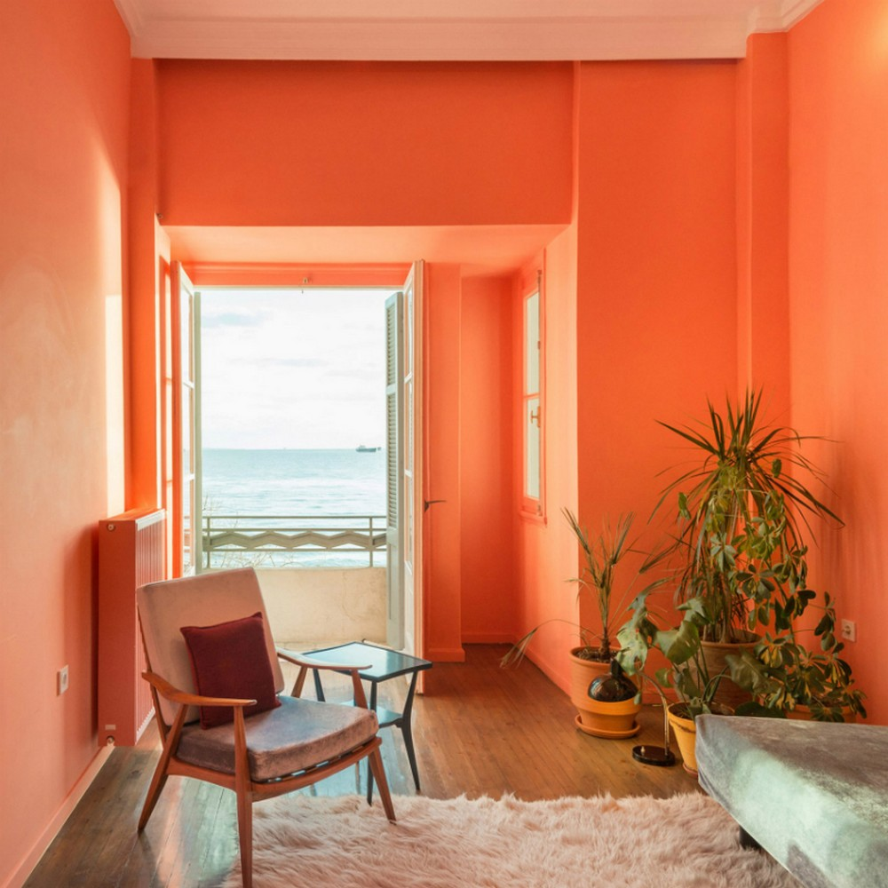 Coral Inspired Interior Design Ideas By CovetED interior design ideas Living Coral Inspired Interior Design Ideas By CovetED Coral Inspired Interior Design Ideas By CovetED