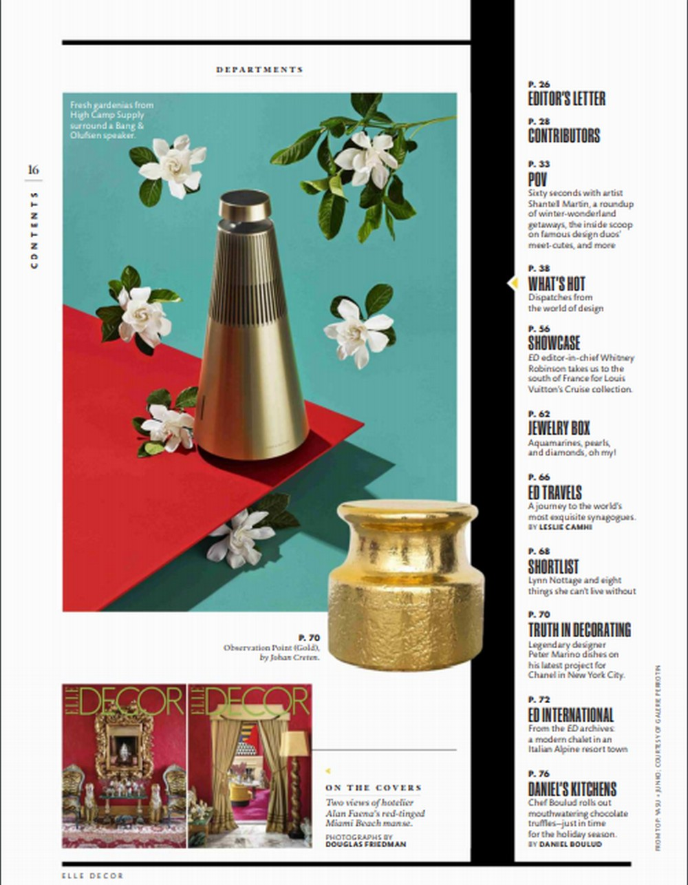 This Week Elle Decor December Issue Is Dress To Impress! Elle Decor This Week Elle Decor December Issue Is Dress To Impress! This Week Elle Decor December Issue Is Dress To Impress 6