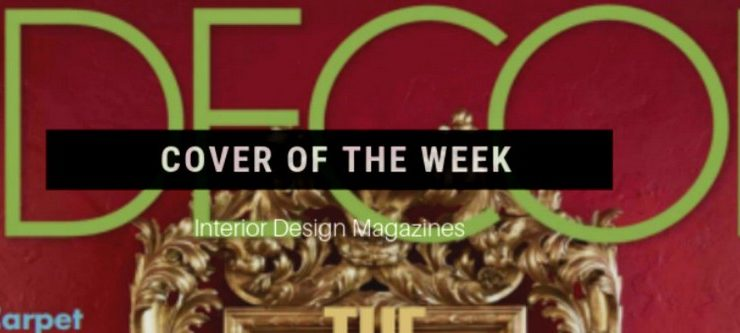 Elle Decor This Week Elle Decor December Issue Is Dress To Impress! This Week Elle Decor December Issue Is Dress To Impress capa 740x333