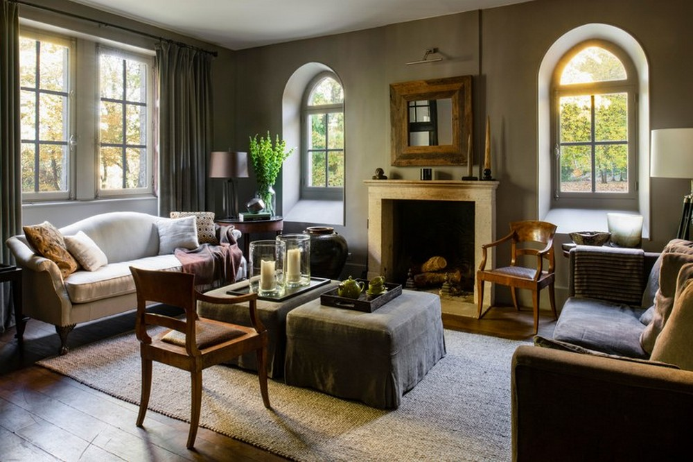 Architectural Digest Architectural Digest Shows A Unique Country Retreat To See In Paris Architectural Digest Shows A Unique Country Retreat To Stay In Paris 3
