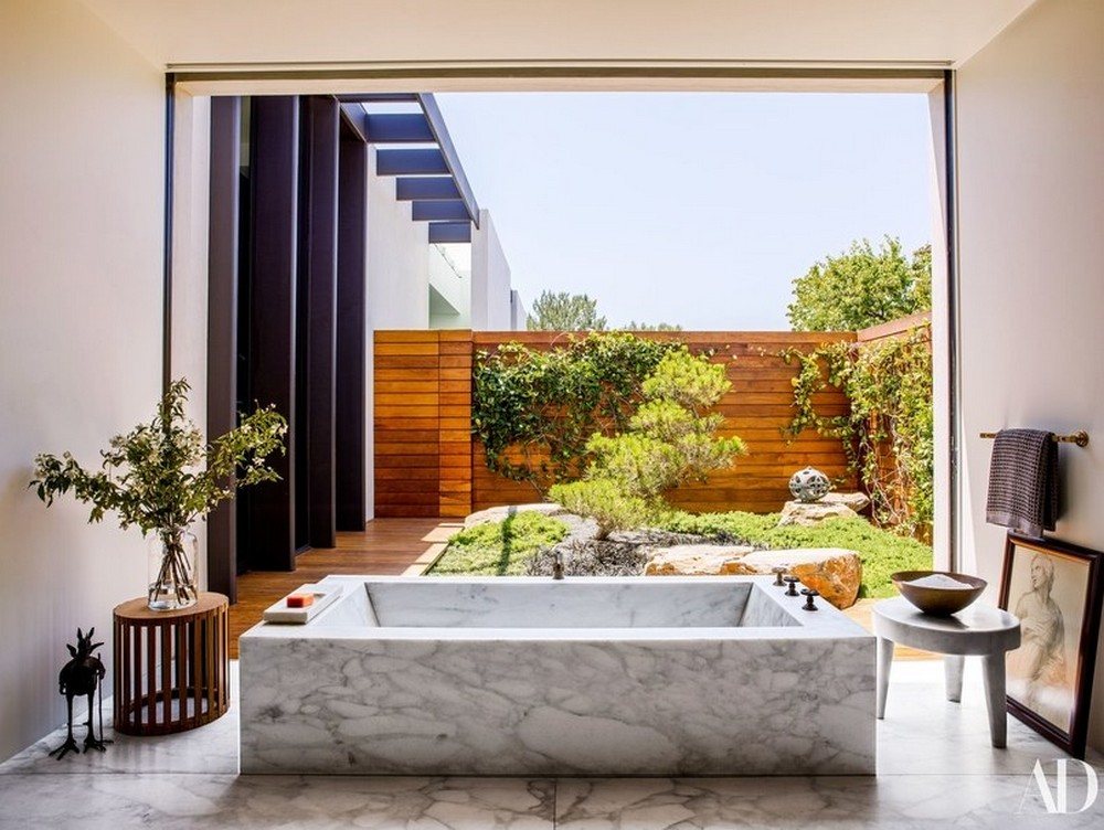 Architectural Digest Shows The Top Celebrity Bathroom Designs architectural digest Architectural Digest Shows The Top Celebrity Bathroom Designs Architectural Digest Shows The Top Celebrity Bathroom Designs 2