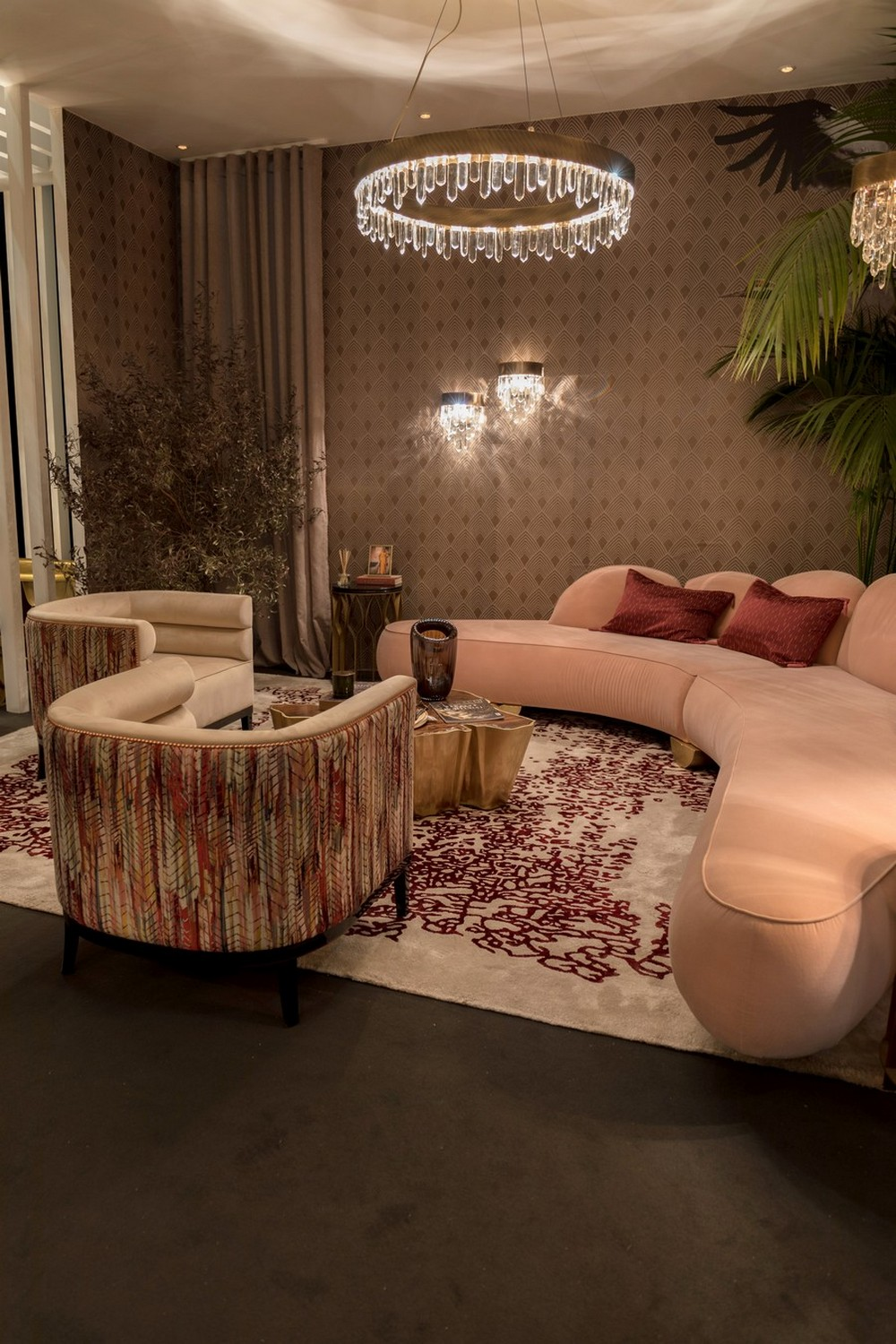 Top 10 Luxury Living Room Designs From Famous Celebrities 10 luxury living room designs Top 10 Luxury Living Room Designs From Famous Celebrities Discover 7 Amazing Luxury Brands At The AD Design Show 2019 3