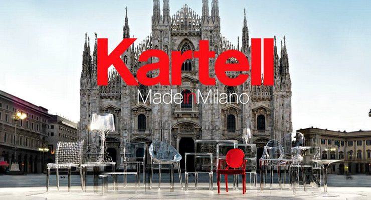 Kartell Italian Design Kartell Italian Design Celebrates Their 70 Anniversary Kartell Italian Design Celebrates Their 70 Anniversary capa 740x400