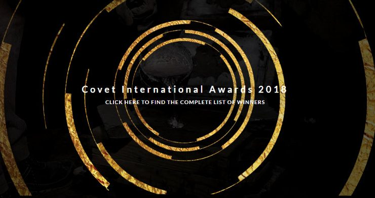 design projects Meet The Winning Design Projects From The Covet International Awards! Meet The Winning Design Projects From The Covet International Awards capa 740x390