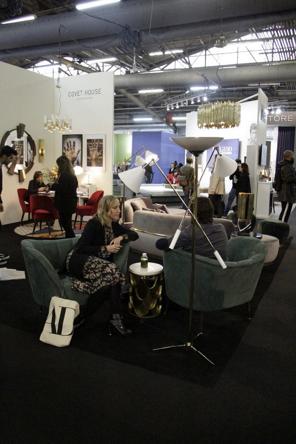 Covet House Blew Us Away At AD Design Show 2019 covet house Covet House Blew Us Away At AD Design Show 2019 Covet House Blew Us Away At AD Design Show 2019 2