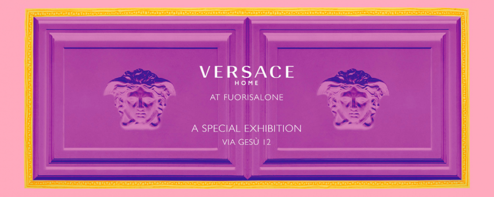 Versace And Its Eccentric Home Collection At Fuorisalone 2019 versace Versace And Its Eccentric Home Collection At Fuorisalone 2019 Captura de ecra   2019 04 10 a  s 16