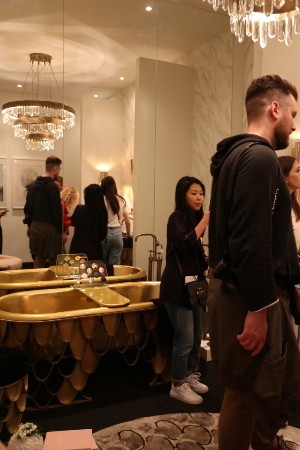 Salone Del Mobile 2019: The Top Choices Of Day 1 salone del mobile 2019 Salone Del Mobile 2019: The Top Choices Of Day 1 IMG 0349 e1554815178327