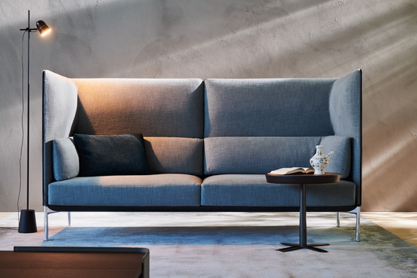 Molteni & C, The Mid-Century Wonder At Salone Del Mobile 2019 molteni & c Molteni & C, The Mid-Century Wonder At Salone Del Mobile 2019 MolteniC Salone 2019 Lounge System Dordoni 04 LR