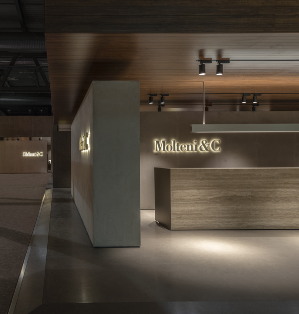 Molteni & C, The Mid-Century Wonder At Salone Del Mobile 2019 molteni & c Molteni & C, The Mid-Century Wonder At Salone Del Mobile 2019 SDM19 MolteniC booth 03 LR