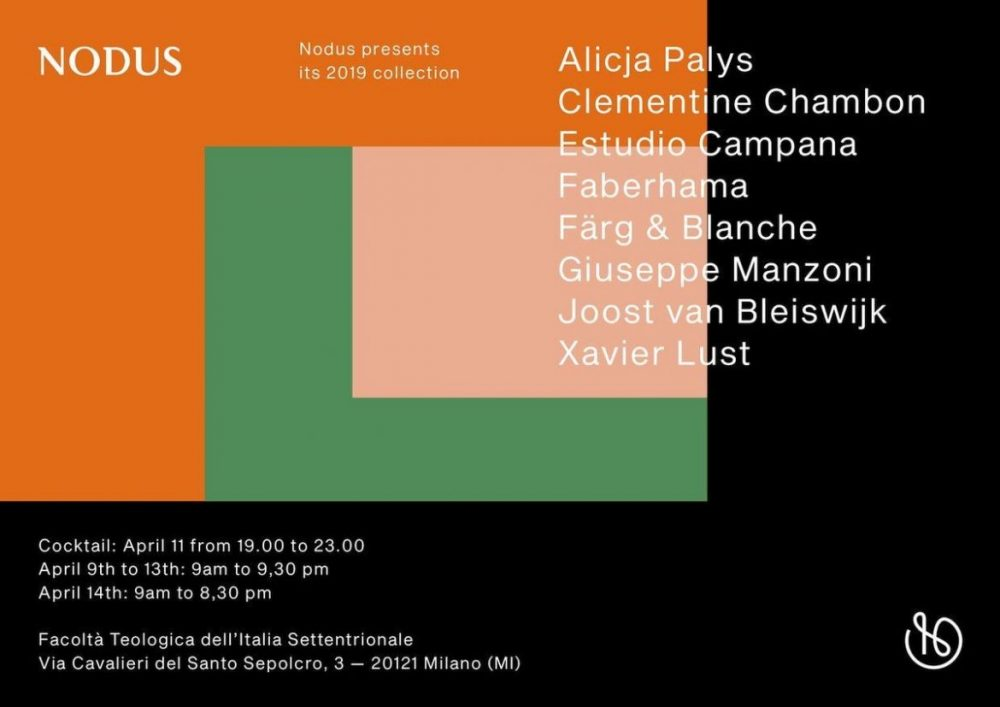 Fuorisalone 2019: The Best Parties To Attend - Part 2 fuorisalone 2019 Fuorisalone 2019: The Best Parties To Attend – Part 2 invitation nodus milan 2019 low ce53a45d53484adcee19c6eb9819d410 e1554821029553