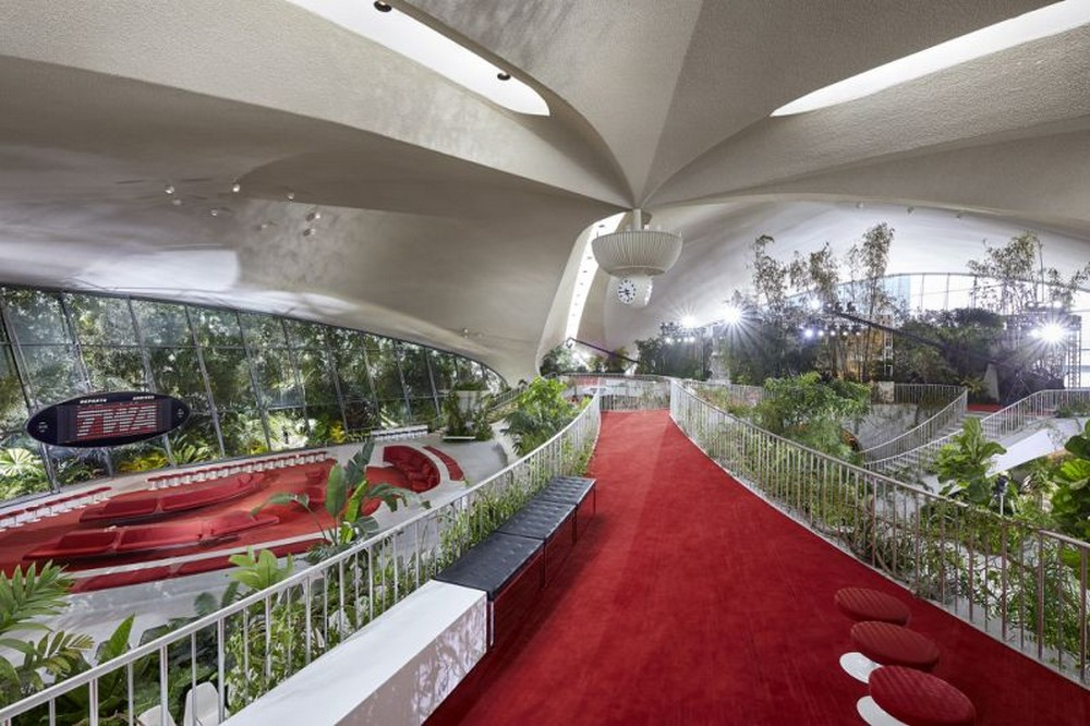 Architectural Digest Unvailed The First Photos Of Louis Vuitton's Show architectural digest Architectural Digest Unvailed The First Photos Of Louis Vuitton's Show Architectural Digest Showcased The Louis Vuitton 2020 Cruise Runway 3
