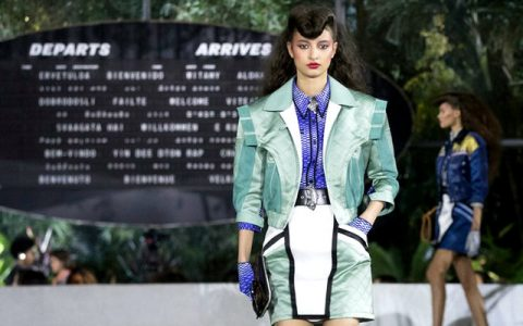 architectural digest Architectural Digest Unvailed The First Photos Of Louis Vuitton's Show Architectural Digest Showcased The Louis Vuitton 2020 Cruise Runway capa 480x300