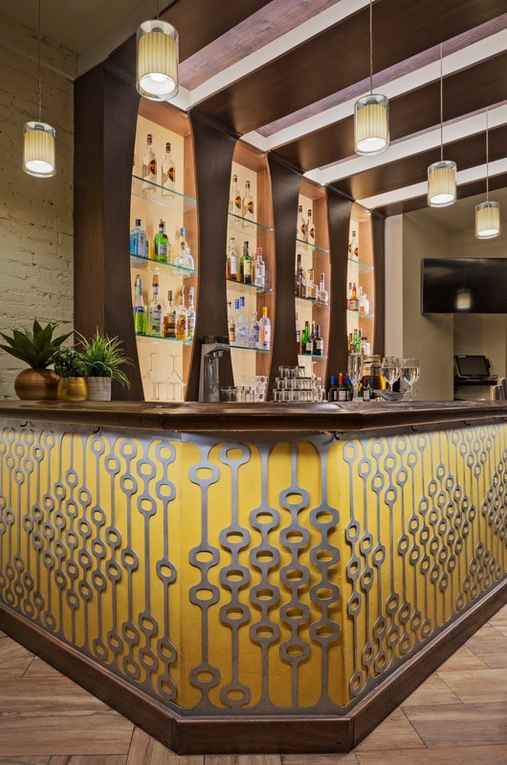 New York's Ipanema Restaurant Was Designed By DiGuiseppe Design Studio diguiseppe New York's Ipanema Restaurant Was Designed By DiGuiseppe Design Studio New Yorks Ipanema Restaurant Was Designed By DiGuiseppe Design Studio 5