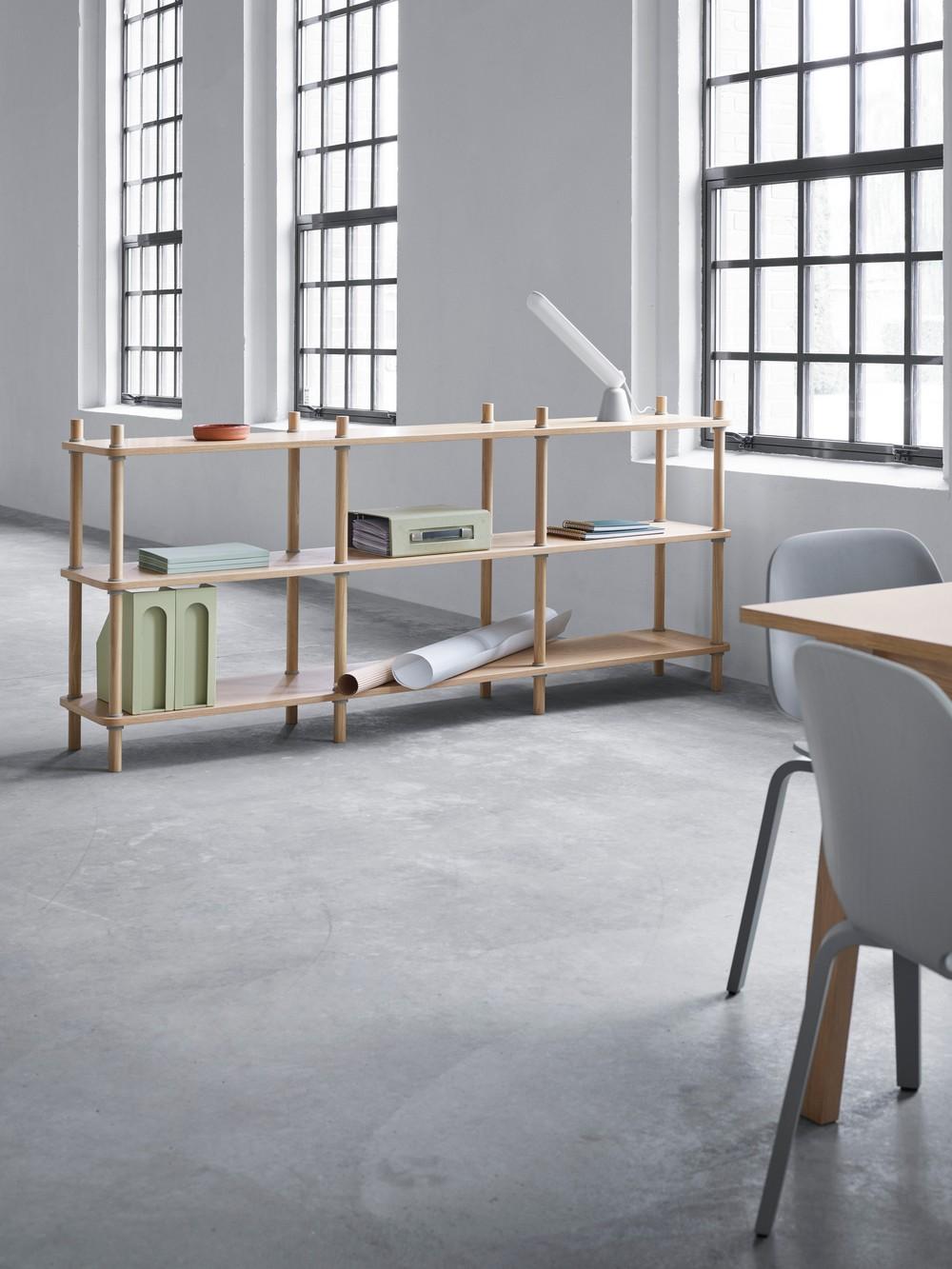 Norman Copenhagen Newest Bookcase Design Is Stunning!