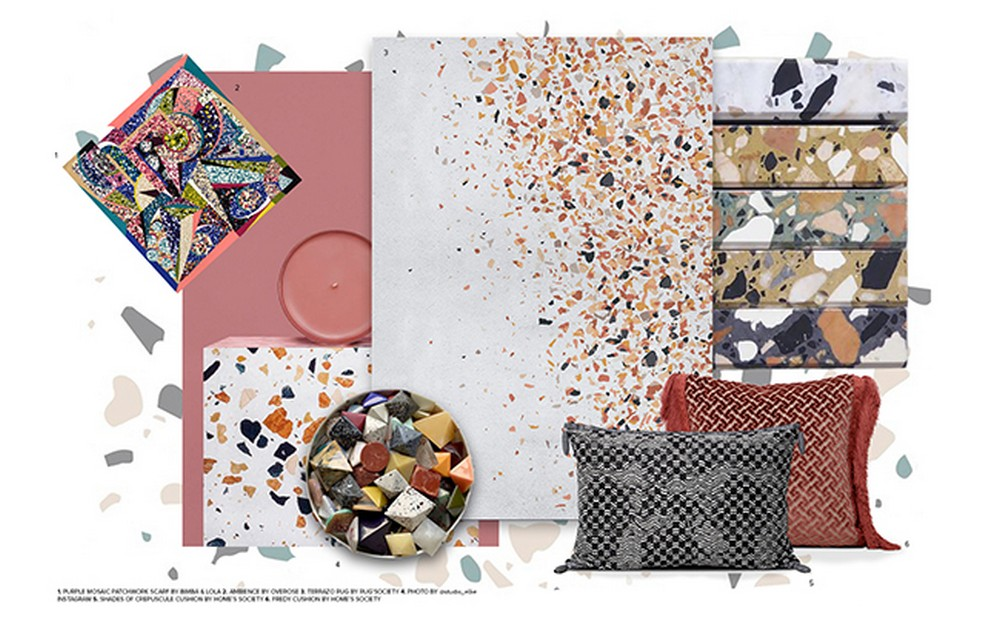 TREND REPORT: Terrazzo Pattern Can Be The Star Of Your Home Decor trend report TREND REPORT: Terrazzo Pattern Can Be The Star Of Your Home Decor TREND REPORT Terrazzo Pattern Can Be The Star Of Your Home Decor 5
