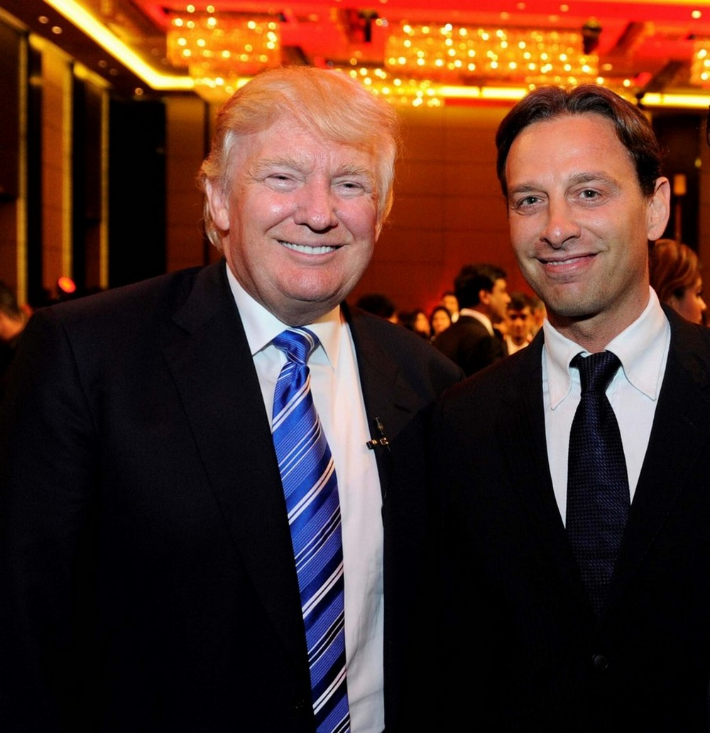 Matteo Nunziati Is The Master Mind Of NYC's Iconic Trump Towers matteo nunziati Matteo Nunziati Is The Master Mind Of NYC's Iconic Trump Towers Matteo Nunziati Is The Master Mind Of NYCs Iconic Trump Towers 2