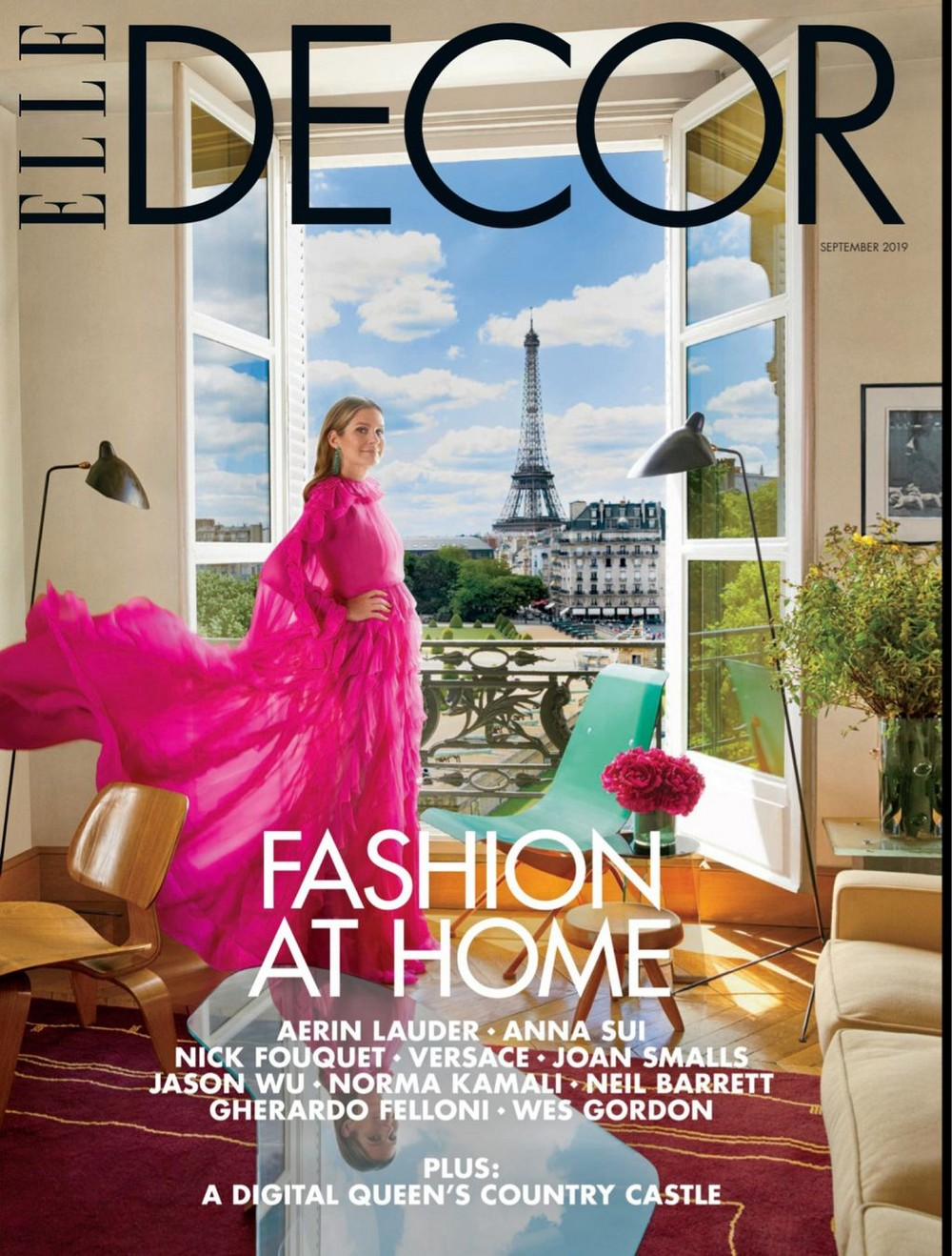 Elle Decor's New Issue Shows The Top Design Trends Inspired In Fashion elle decor Elle Decor's New Issue Shows The Top Design Trends Inspired In Fashion Elle Decors New Issue Shows The Top Design Trends Inspired In Fashion