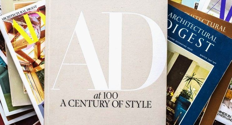 Architectural Digest At 100: A Century Of Style Is A Must-Have Book! architectural digest Architectural Digest At 100: A Century Of Style Is A Must-Have Book! Architectural Digest At 100 A Century Of Style Is A Must Have Book capa 740x400