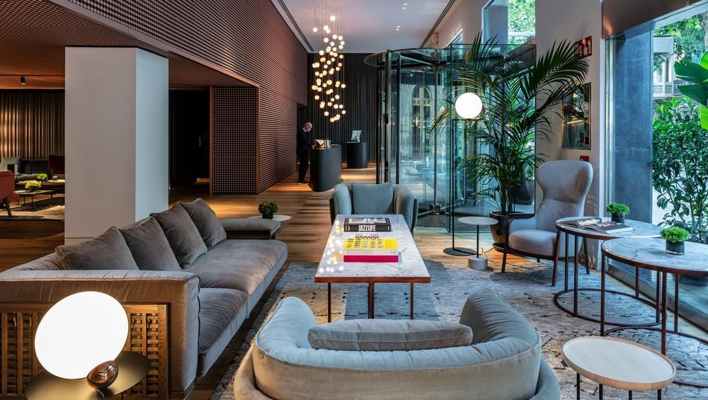 Baranowitz+ Kronenberg Designed Sir Victor Hotel's Trendy Interiors baranowitz + kronenberg Baranowitz + Kronenberg Designed Sir Victor Hotel's Trendy Interiors Baranowitz Kronenberg Designed Sir Victor Hotels Trendy Interiors 2