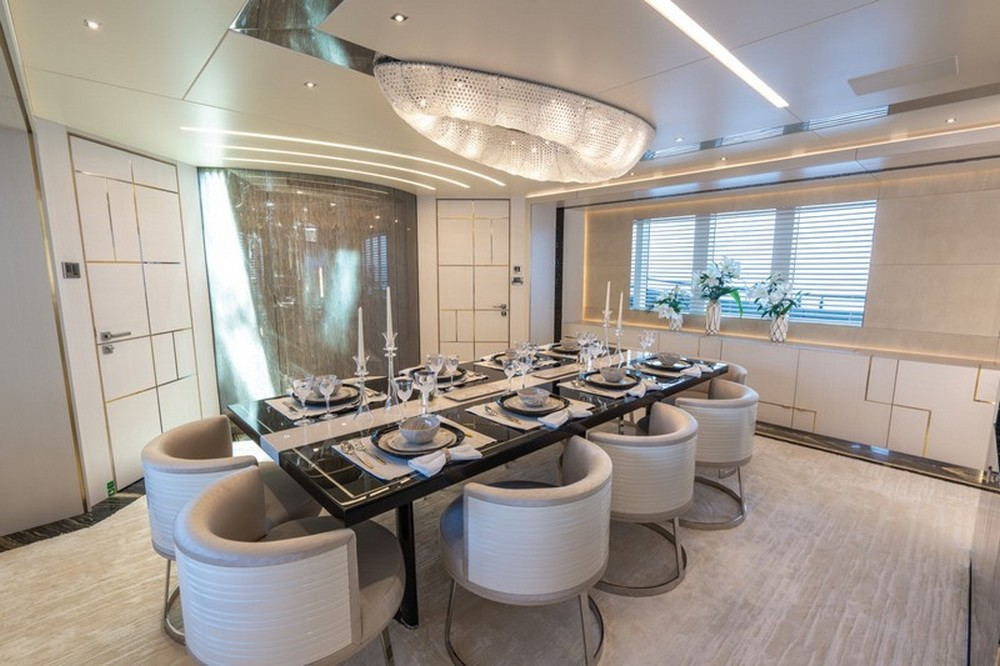 Inside The Luxury Design Of The Sophisticated Lilium Yacht! luxury design Inside The Luxury Design Of The Sophisticated Lilium Yacht! Inside The Luxury Design Of The Sophisticated Lilium Yacht