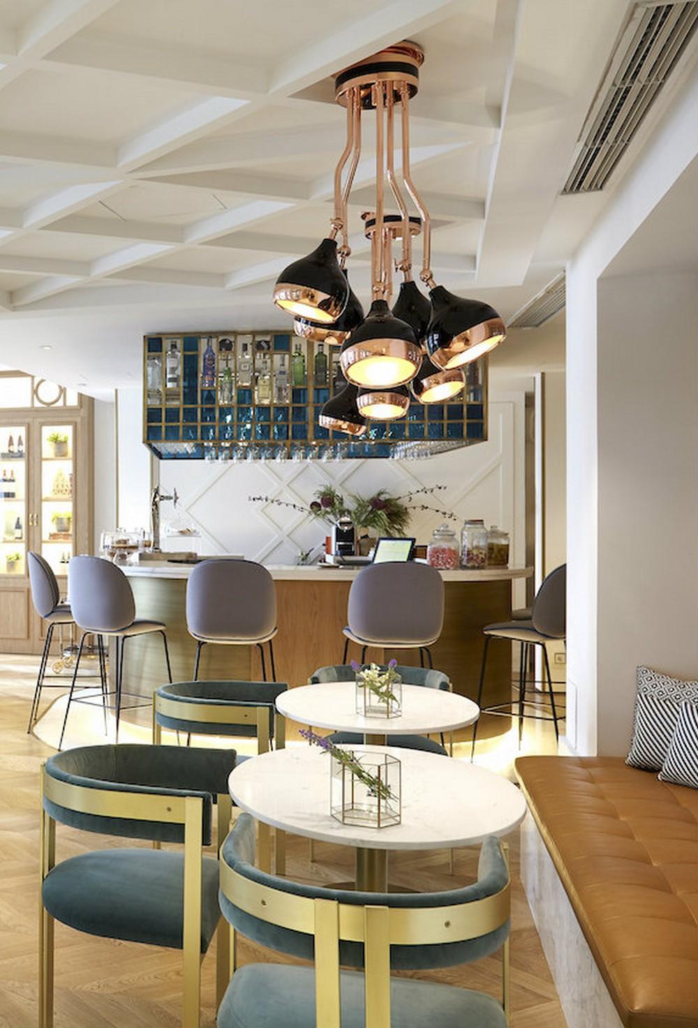 Inside The Trendy Vincci Centrum Madrid Hotel By Beatriz Silveira