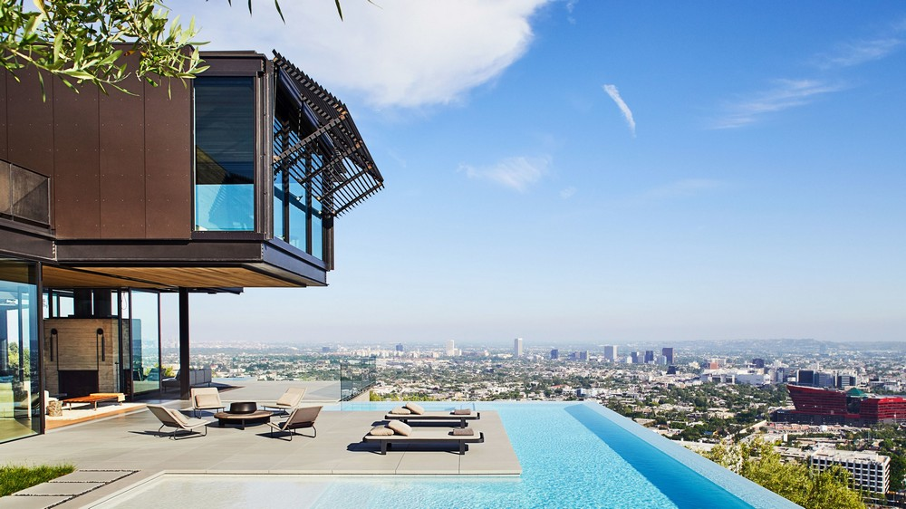 Kipp Nelson's Hollywood Mansion Was Created By AD100 Olson Kundig olson kundig Kipp Nelson's Hollywood Mansion Was Created By AD100 Olson Kundig Kipp Nelsons Hollywood Mansion Was Created By AD100 Olson Kundig