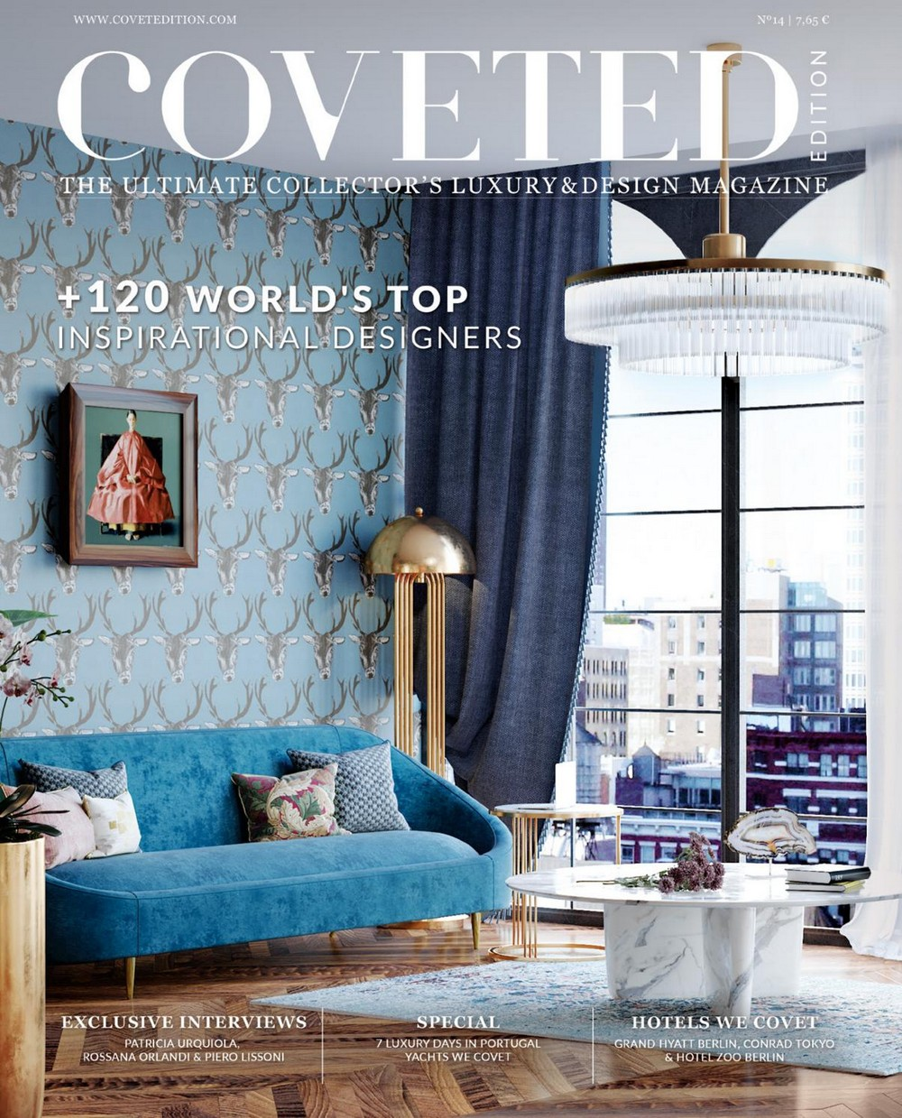 Top 7 Interior Design Magazines You Should Buy In November! interior design magazines Top 7 Interior Design Magazines You Should  Buy In November! Top 7 Interior Design Magazines You Should Buy In November 7