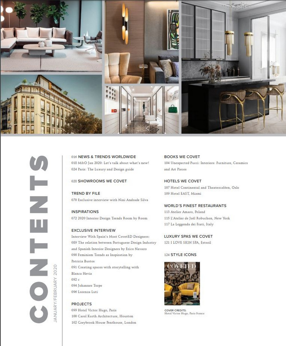 Maison et Objet 2020 - Here Is Why You Should By CovetED's 16th Issue! maison et objet Maison et Objet 2020 – Here Is Why You Should By CovetED's 16th Issue! Maison et Objet 2020 Here Is Why You Should By CovetEDs 16th Issue 2