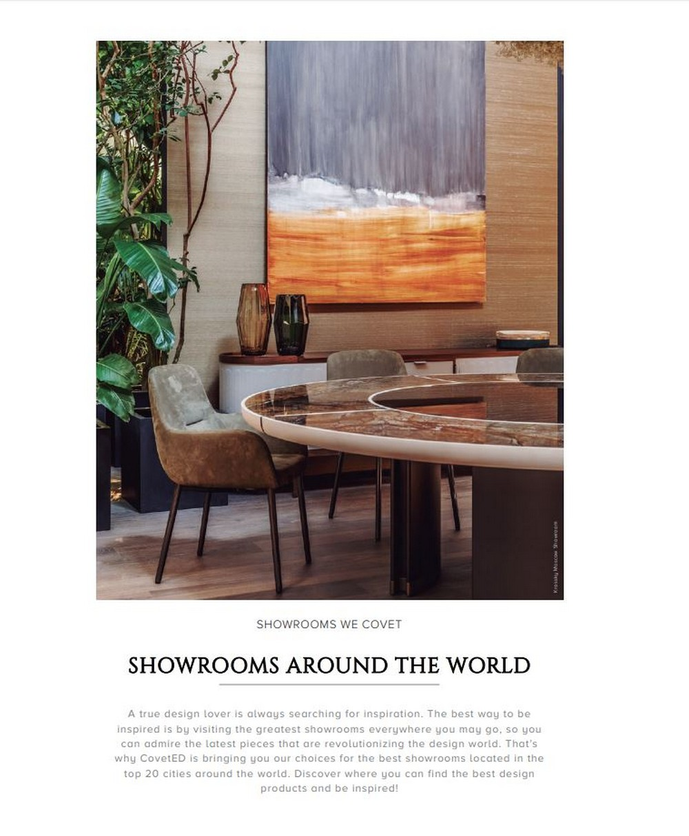 Maison et Objet 2020 - Here Is Why You Should By CovetED's 16th Issue! maison et objet Maison et Objet 2020 – Here Is Why You Should By CovetED's 16th Issue! Maison et Objet 2020 Here Is Why You Should By CovetEDs 16th Issue 5