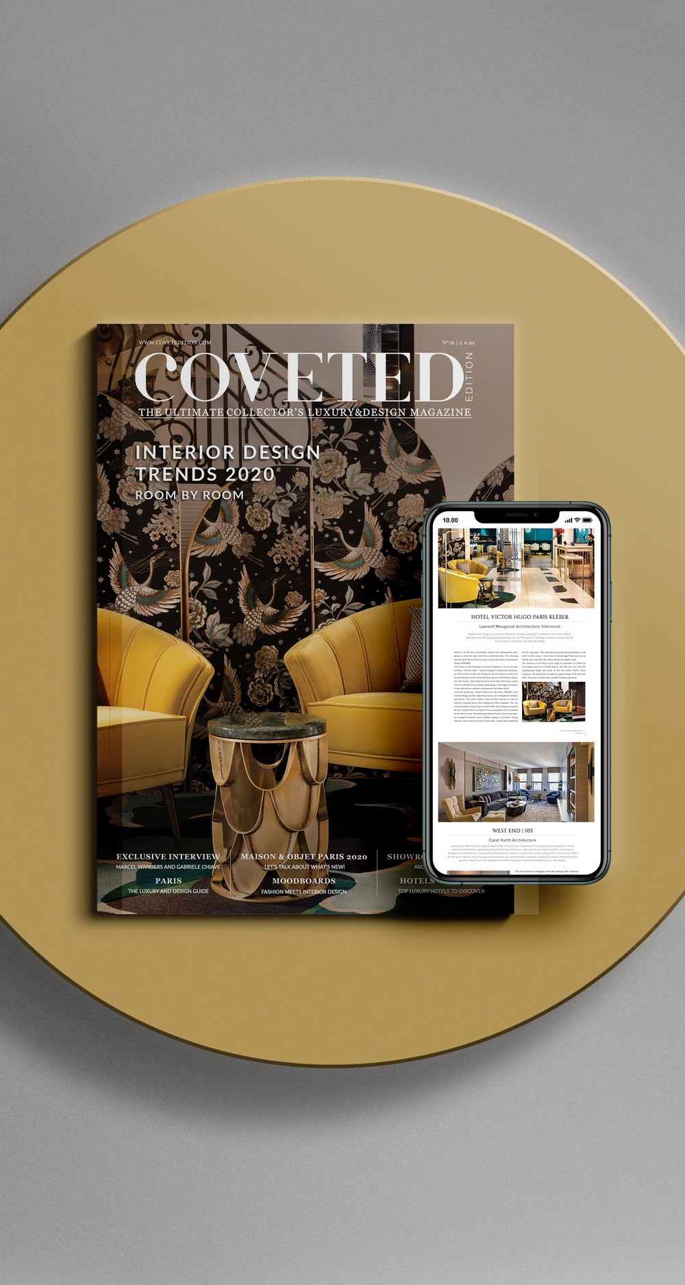 Maison et Objet 2020 - Here Is Why You Should By CovetED's 16th Issue! maison et objet Maison et Objet 2020 – Here Is Why You Should By CovetED's 16th Issue! Maison et Objet 2020 Here Is Why You Should By CovetEDs 16th Issue capa